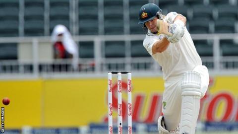 Australia vice-captain Shane Watson