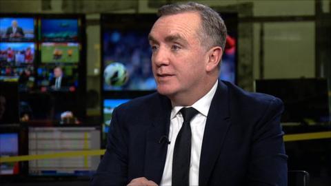 Liverpool Managing Director Ian Ayre