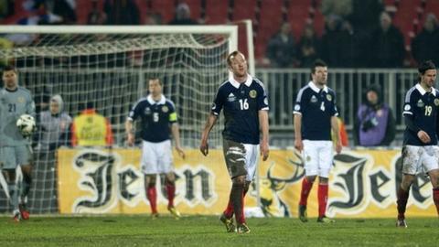 Highlights - Serbia 2-0 Scotland