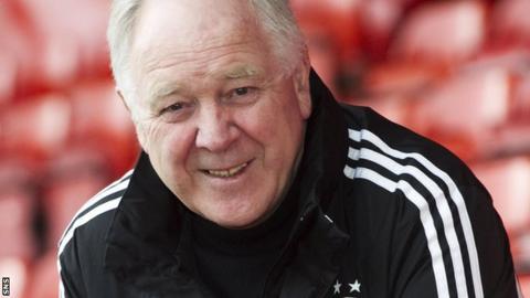 Retiring Aberdeen boss Craig Brown