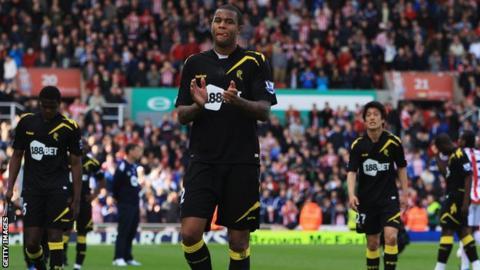 Bolton relegated