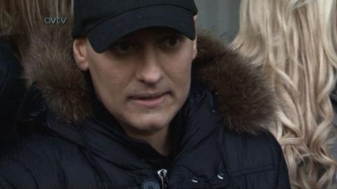 Aston Villa captain Stiliyan Petrov