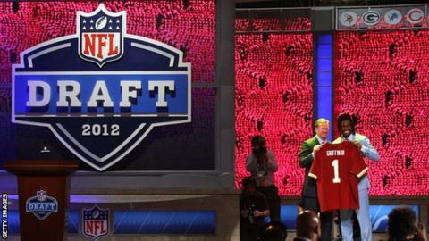 The 2012 NFL Draft