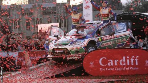 Wales Rally GB 2012