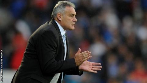 Former Cardiff City manager Dave Jones.