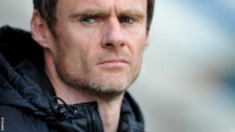 Fleetwood Town manager Graham Alexander