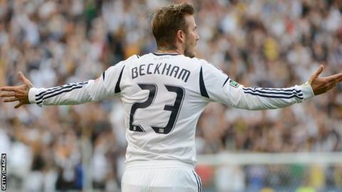 David Beckham MLS