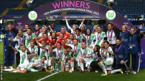 Wolfsburg Champions League