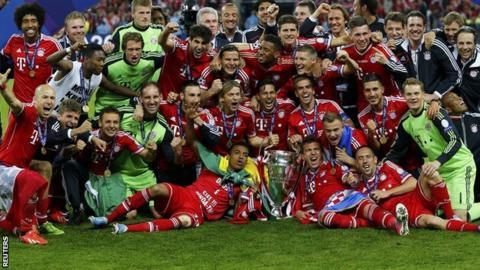 bayern championsleague