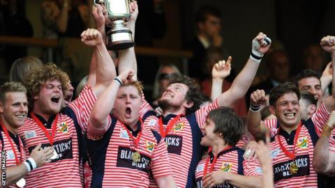 Lancashire celebrate victory