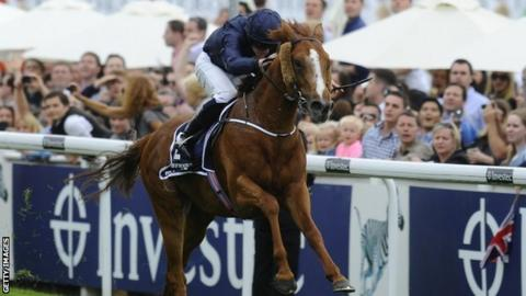 Ryan Moore on Ruler of the World