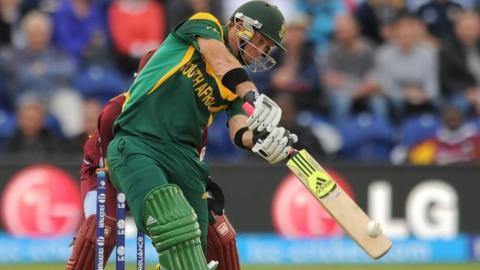 South Africa batsman Colin Ingram