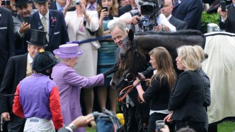 Queen Elizabeth II and Estimate