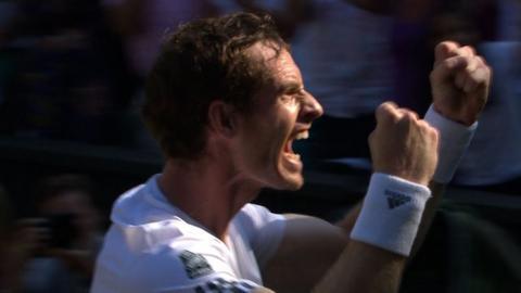 Wimbledon champion