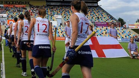 England hockey players