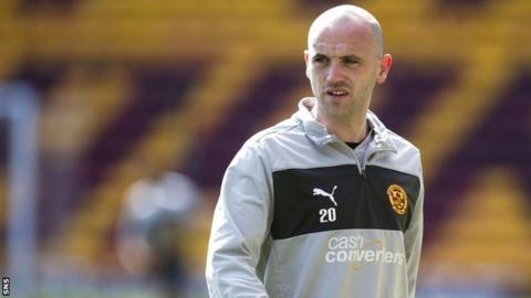 Forward James McFadden
