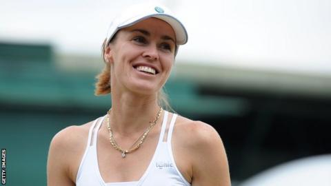 Martina Hingis to play for WTA tour match in six years