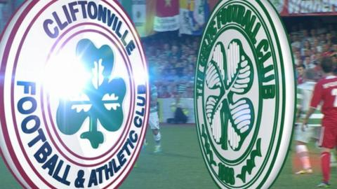 Highlights - Cliftonville 0-3 Celtic