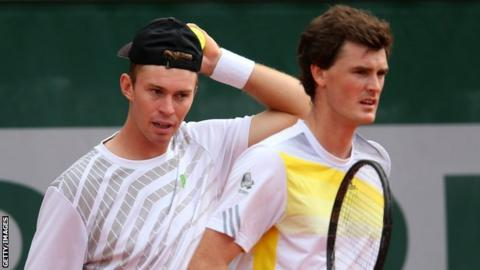 John Peers and Jamie Murray