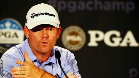 Shaun Micheel, 2003 USPGA Champion