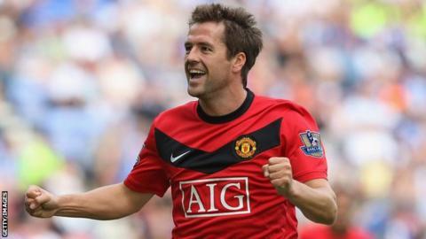 Former Manchester United striker Michael Owen
