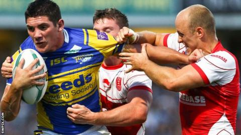 Chris Clarkson and Michael Dobson