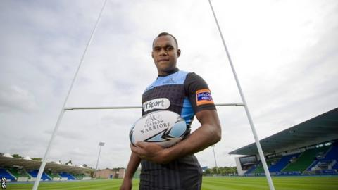 Glasgow Warriors forward Leone Nakarawa