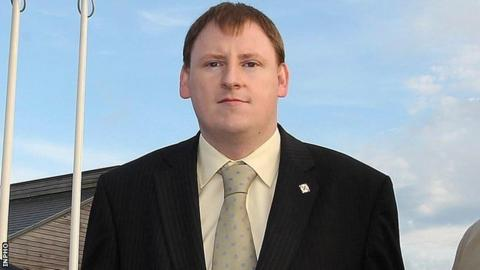 Northern Ireland supporters spokesman Gary McAllister