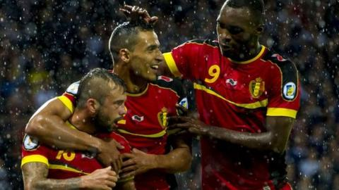 Highlights - Scotland 0-2 Belgium