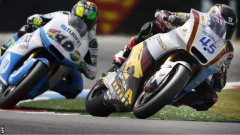 Scott Redding Moto2 title