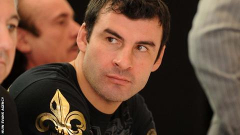 Joe Calzaghe
