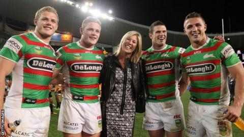 Burgess brothers