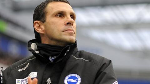 Gus Poyet left Brighton and is now at Sunderland
