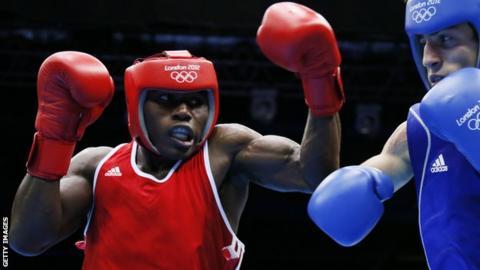 Serge Ambomo Serge Ambomo Sheffields indomitable lion seeks sanctuary BBC Sport