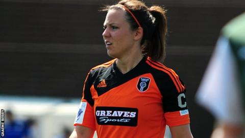 Glasgow City's Rachel Corsie