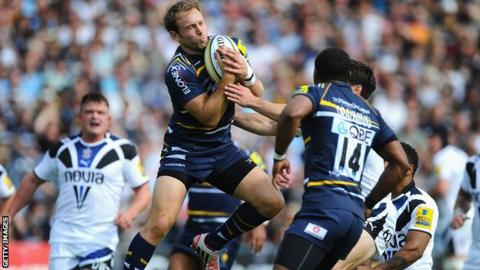 Worcester lost 24-23 to Bath in last season's game at Sixways