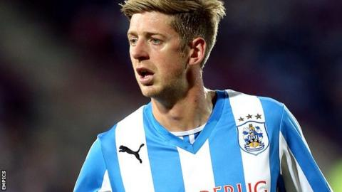 Jon Stead of Huddersfield