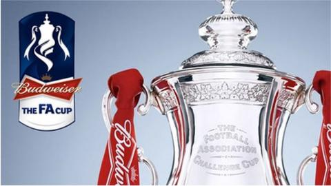 what teams are left in the fa cup