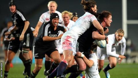 New Zealand v England