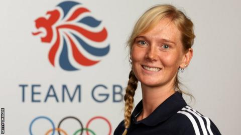 Amanda Lightfoot, British biathlete