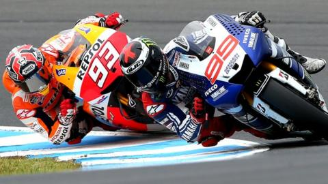 MotoGP 2013: Watch Qatar race and sessions live on BBC - BBC Sport