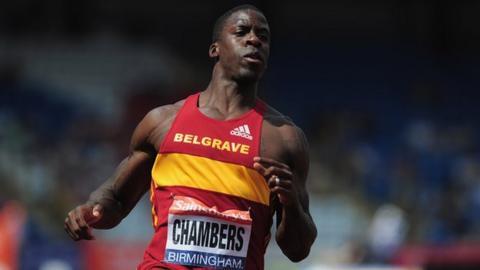 Dwain Chambers
