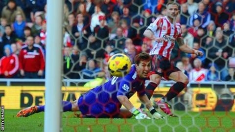 Phil Bardsley scored
