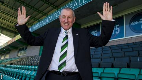 New manager Terry Butcher