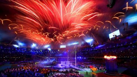 Closing ceremony of the London Paralympics