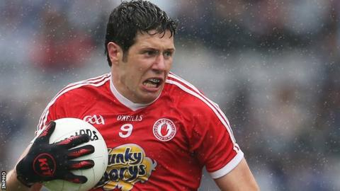 Sean Cavanagh will be Tyrone's skipper in 2014