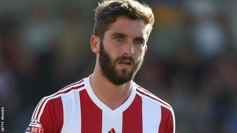 Brentford striker Will Grigg