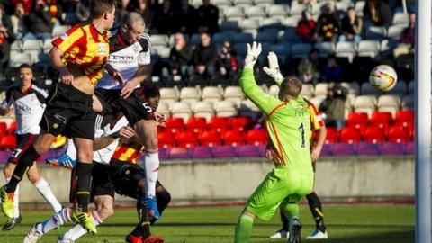 Highlights - Partick Thistle 0-1 Aberdeen