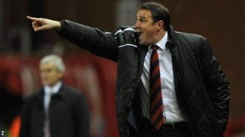 Cardiff City's Malky Mackay