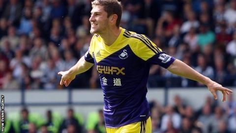 Swansea Ben Davies